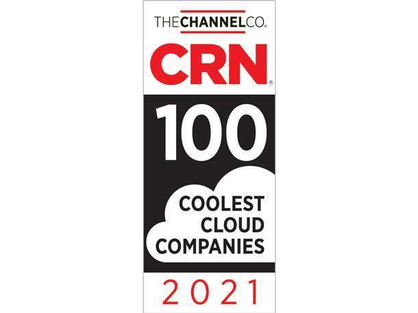 CRN 100 Coolest Cloud Companies 2021