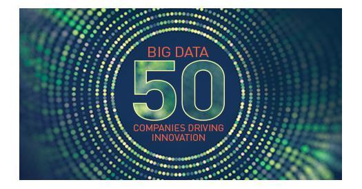 DBTA Big Data 50