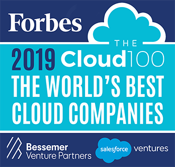 Forbes 2019 Cloud 100 World's Best Cloud Companies