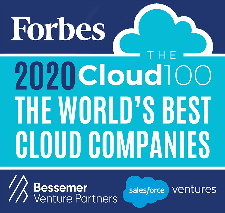 Forbes Cloud 100 2020