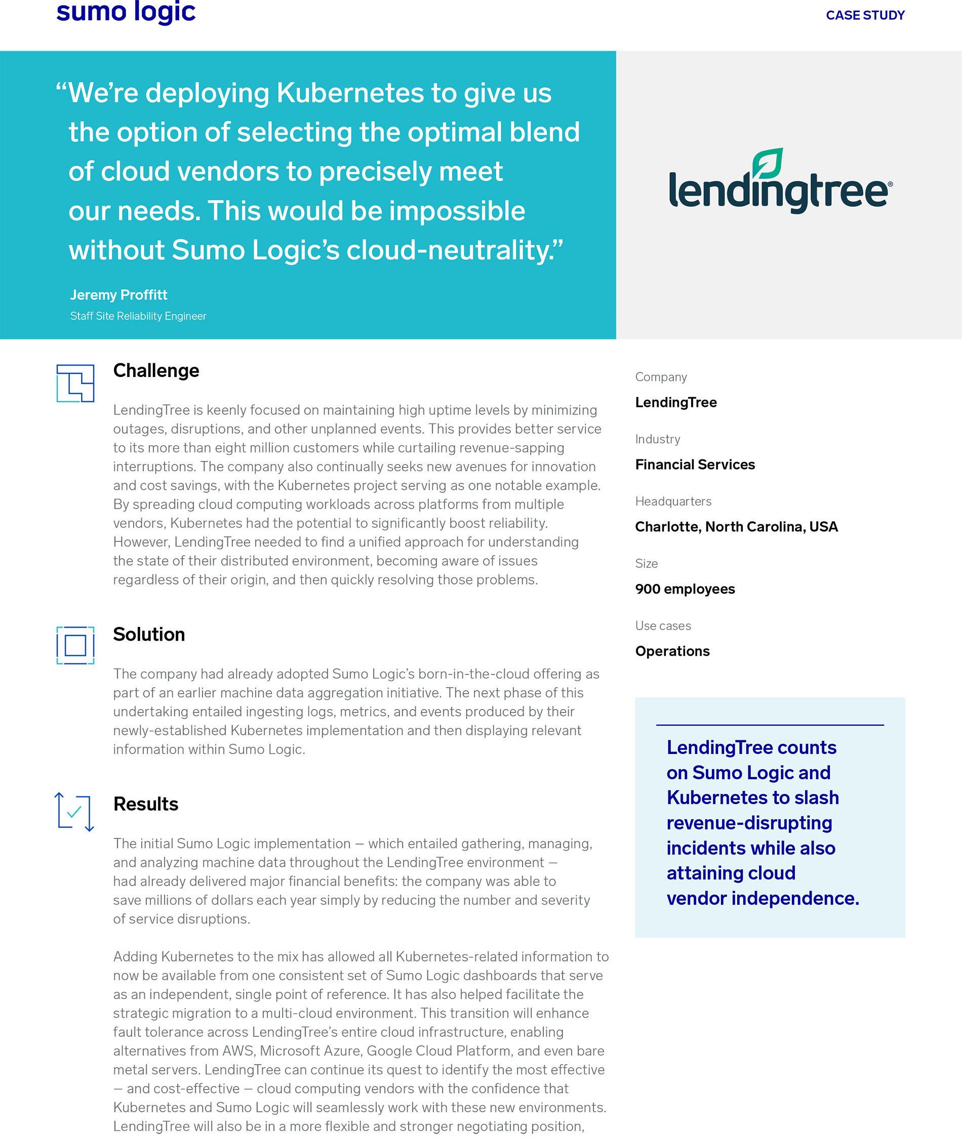 LendingTree Case Study