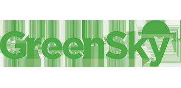 Greensky logo row