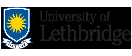 University of lethbridge trimmed logo row